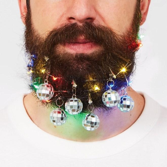 Disco Beard Kit