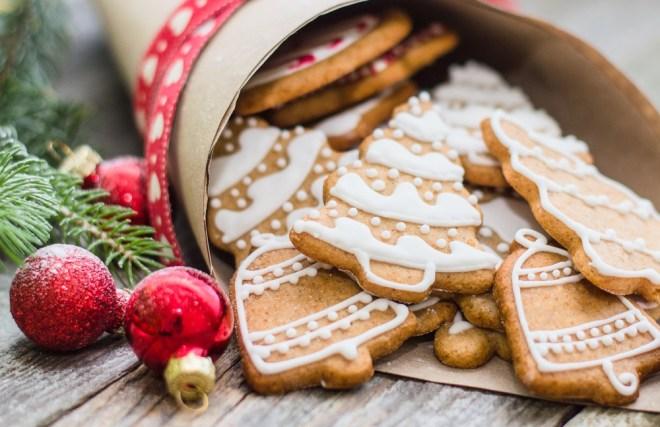 Preprosti božični piškoti