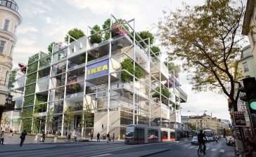 Nova IKEA na Dunaju bo stala pri postaji Westbahnhof.