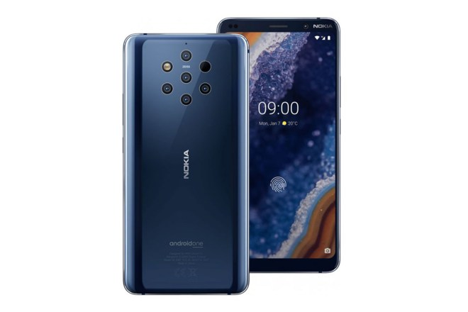 Pametni telefon Nokia 9 PureView