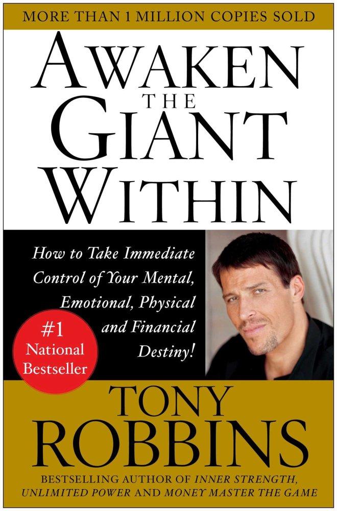 Tony Robbins, Prebudite velikana v sebi