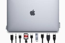 Večnamenska postaja DGRule za MacBook Pro