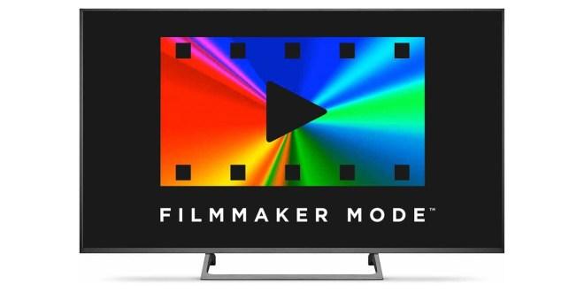 """Način """"Filmmaker Mode"""""""
