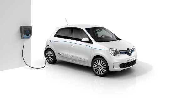 Novi Renault Twingo Z.E.