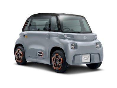 Električni Citroën Ami