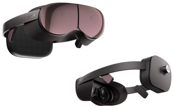 Samostojna VR očala HTC Project Proton z procesorskim modulom