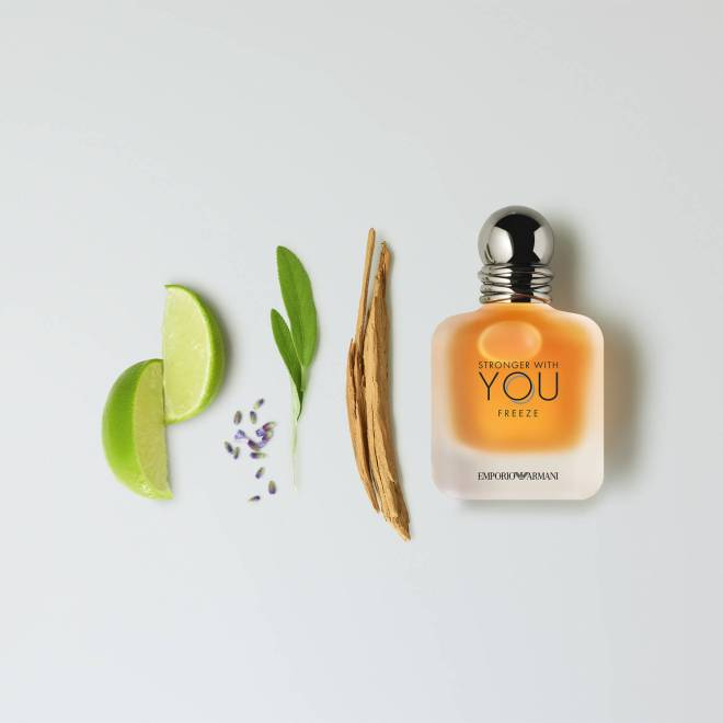 Emporio Armani, Stronger With You Freeze