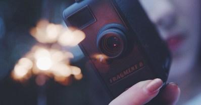 Retro kamera Fragment 8