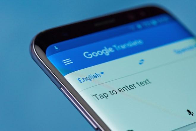 Googlov prevajalni (Google Translate)