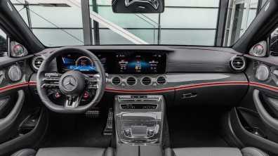 Prenovljeni Mercedes-AMG E 53 (2021)
