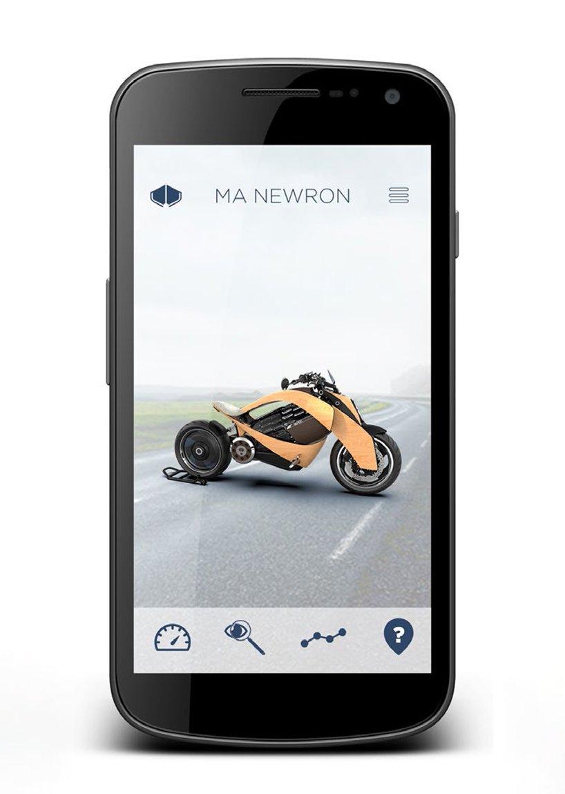 Newron Motors EV-1