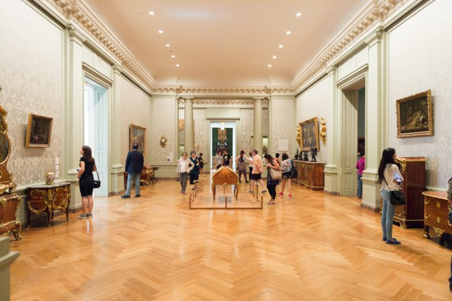 J. Paul Getty Museum v Los Angelesu