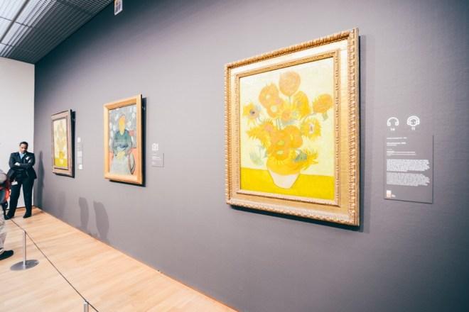 Van Goghov muzej v Amsterdamu