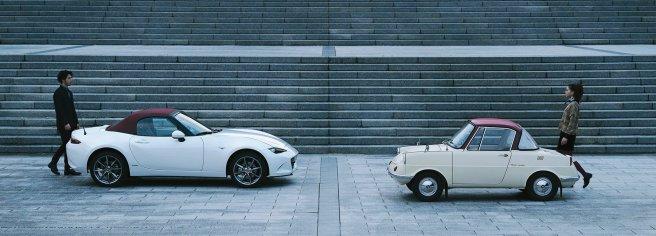 Omejene serije avtomobilov ob 100-letnici Mazde