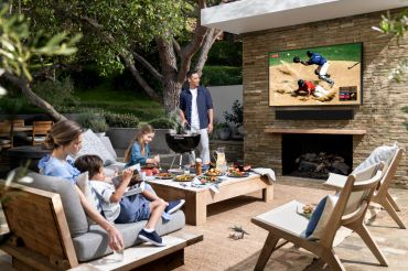 Samsung Terrace QLED 4K UHD HDR