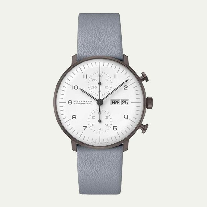 Junghans max Bill Chronoscope Automatic Watch