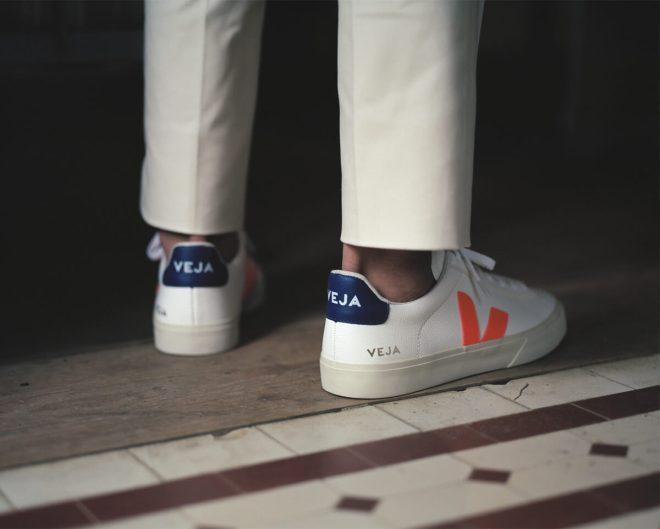 Enostaven, izjemno moden dizajn ter strategija ponuditi etično nesporen športni čevelj / Veja Shoes