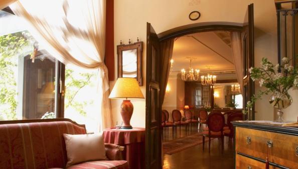 Hotel Kendov Dvorec (foto: Booking.com)