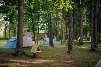 Forest Camping Mozirje (Foto: Booking.com)