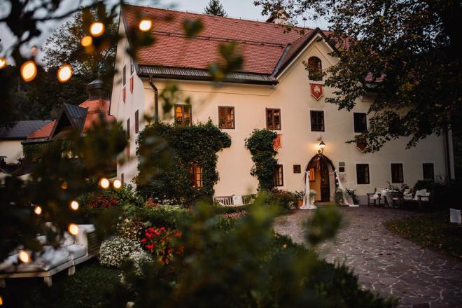 Hotel Kendov Dvorec, Idrija (foto: Booking.com)