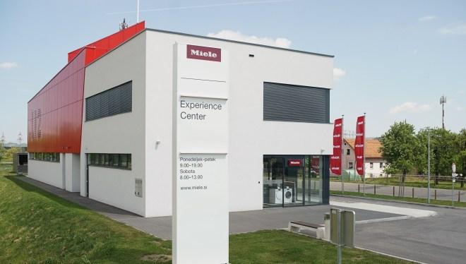 Miele Experience Center v Mariboru
