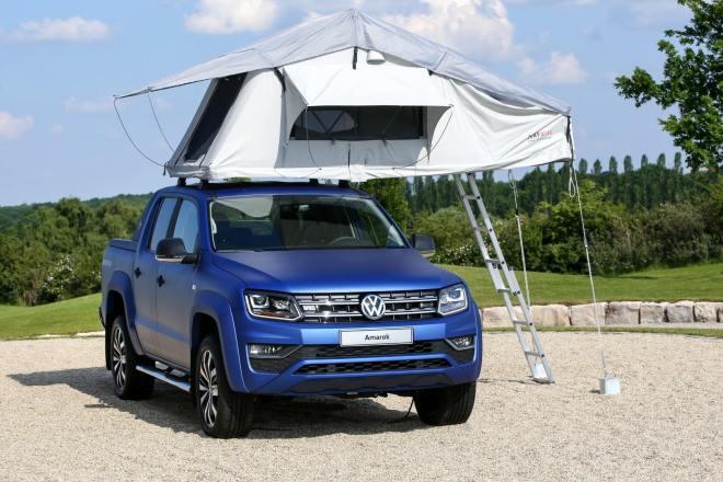 Campwerk - strešni šotor