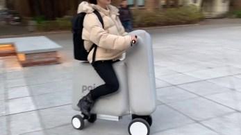 Električni skuter Poimo