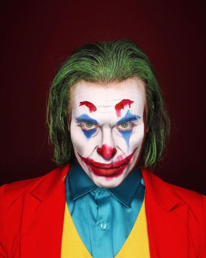 Alexis Stone kot Joker (Foto: IG @thealexisstone)