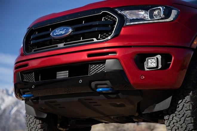 Ford Ranger - Off road paketi