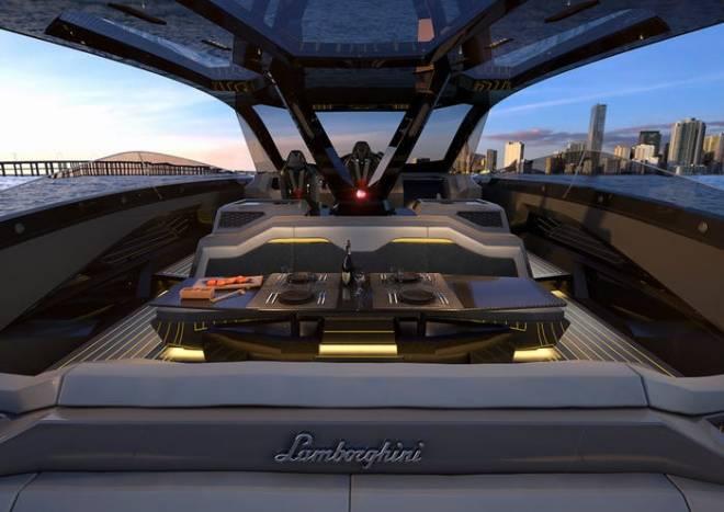 Lamborghini Tecnomar 63 (Foto: Lamborghini)
