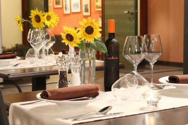 Restavracija Saksida (Foto: Booking.com)