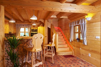 Chalet Alpske sanje (Foto: last ponudnika)