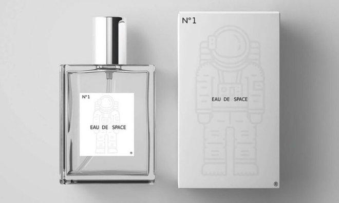 Parfum NASA Eau de Space