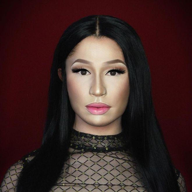 Alexis Stone kot Nicki Minaj (Foto: IG @thealexisstone)