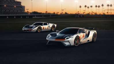 Legenda ob bodoči legendi - Ford GT
