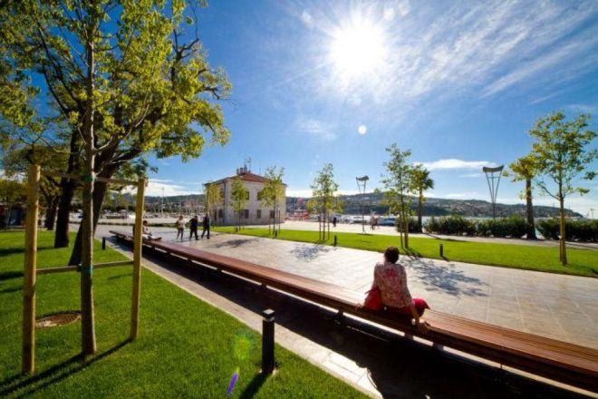 Poletno kotalkališče v Kopru (Foto:  Zavod za mladino, kulturo in turizem Koper)