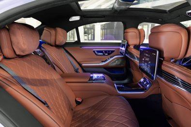 Mercedes-Benz razreda S, 2020