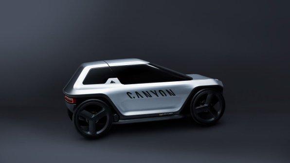 Canyon Future Mobility Concept (Foto: Canyon)