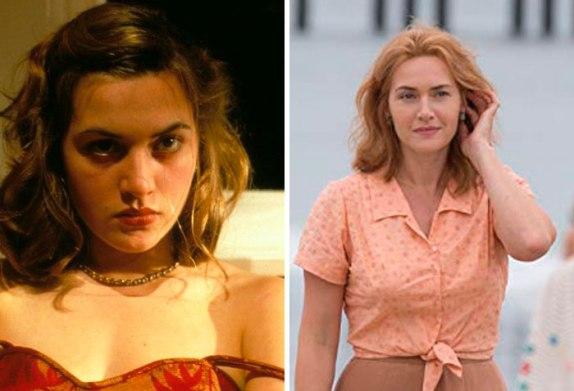 Kate Winslet v filmu Nebeška bitja (1994) in v Lunapark (2017).