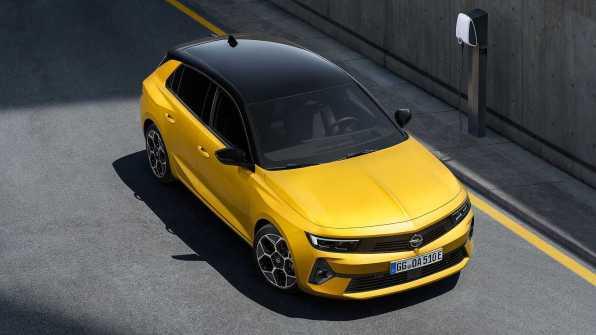 Opel Astra, Foto: int-media.opel.com