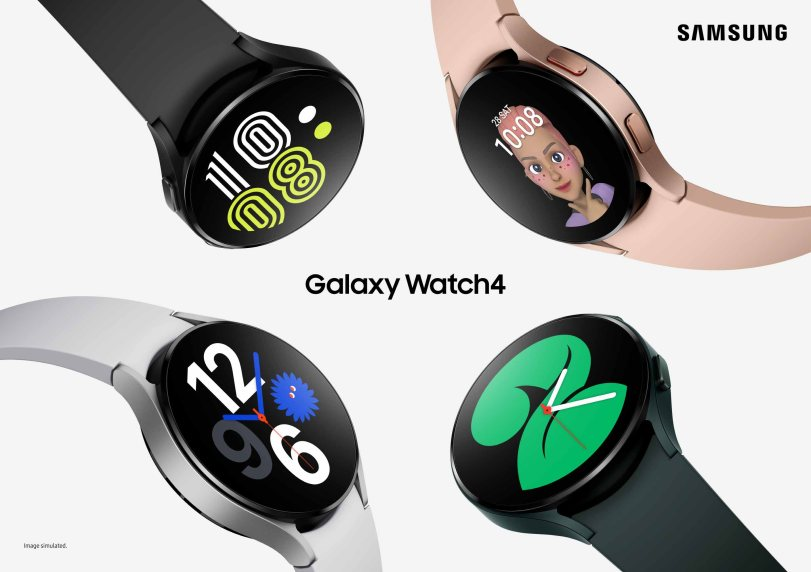 Galaxy Watch4 serija, Foto: news.samsung.com