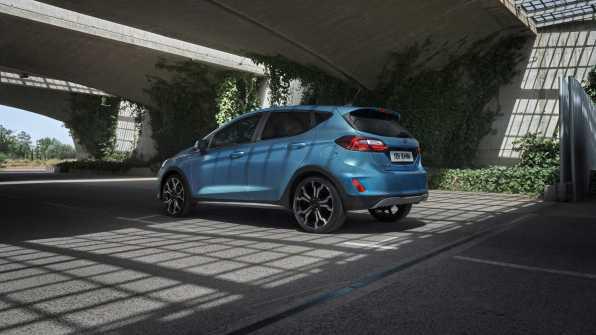 Ford Fiesta; Foto: fiesta.fordpresskits.com