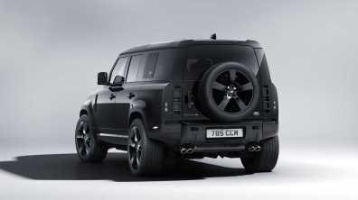 Land Rover Defender V8 Bond Edition; Foto: media.landrover.com