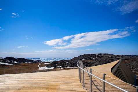 Foto: Isfjords centret