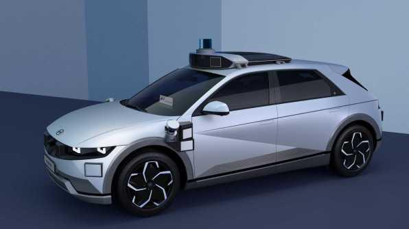 Hyundai Ioniq 5 Robotaxi, Foto: hyundai.news