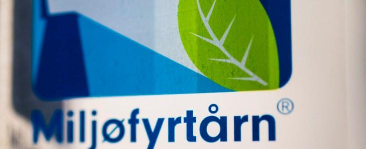 Miljøfyrtårn logo