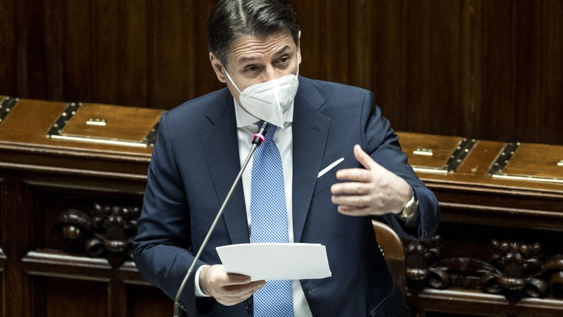 """conte-al-senato-per-la-fiducia:-""""da-italia-viva-attacchi-scomposti,-disseminate-mine-sul-percorso-comune"""""""