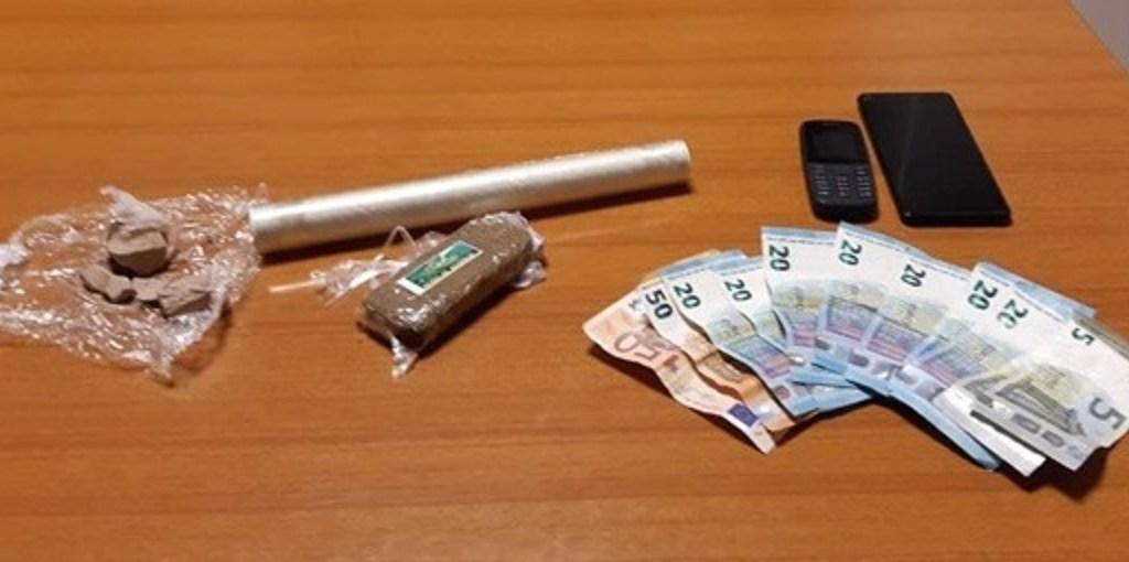 castelnuovo-scrivia:-arrestato-29enne-per-detenzione-di-stupefacenti-ai-fini-di-spaccio