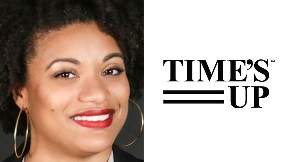 time's-up-appoints-chelsea-fuller-as-communications-chief
