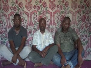 Abducted UNIMAILD lecturers by Boko Haram